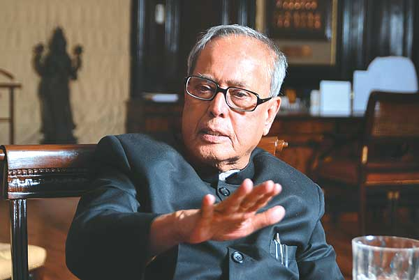 Where Is The Question Of Abandoning The Aam Aadmi? :  Pranab Mukherjee, Union finance minister