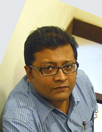 Interview with :  Aniruddha Roy Chowdhury, Director of Bengali film Antaheen