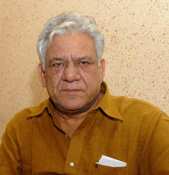 Ready to live with Om Puri Brother Of Amrish Puri