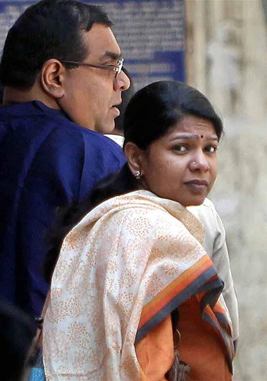 ... .com | 2G: Court Reserves Verdict on Kanimozhis Bail Plea