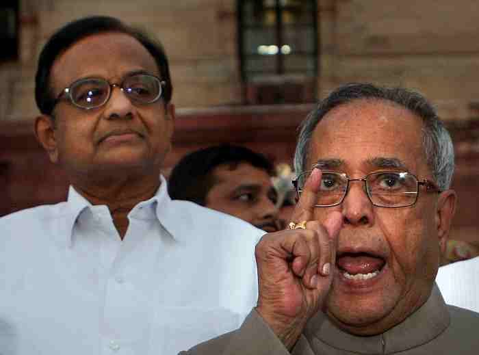 news.outlookindia.com | PC V/s Pranab 'Matter Is Closed': UPA ...