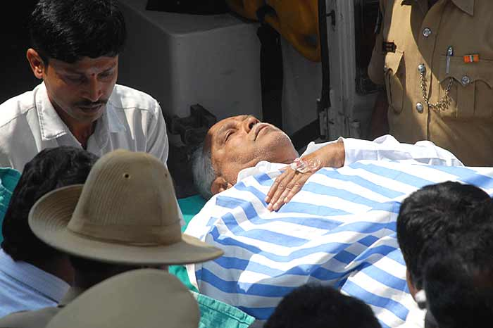 news.outlookindia.com | Yeddyurappa Gets Bail in One Case, May ...